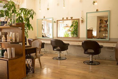 enowa hair lounge 浦和本店